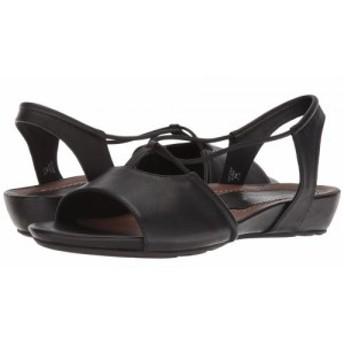 Earth アース レディース 女性用 シューズ 靴 サンダル Lacona Earthies Black Premium Soft Leather【送料無料】