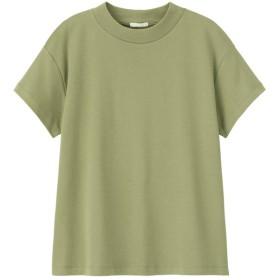 (GU)スムースT(半袖) OLIVE XL
