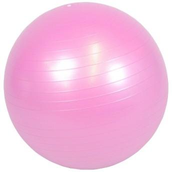 バランスボール YOGA BALL アンチバーストタイプ(ピンク/φ55cm) LW-BA328