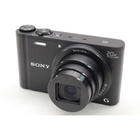 [中古] SONY Cyber-Shot DSC-WX350(B)