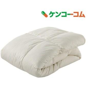東京西川 ダウンケット シングル アイボリー KE08135003I ( 1枚入 )/ 東京西川