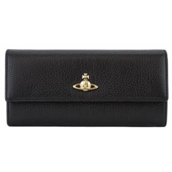 ヴィヴィアンウエストウッド 長財布 51060022 40212 BALMORAL LONG WALLET レディース オーブ N401 BLACK ブラック