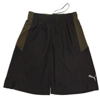 【Super Sports XEBIO & mall店:パンツ】エナジー ニットメッシュショーツ 11 517570 01 BLK