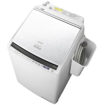 日立9.0kg洗濯乾燥機オリジナル ビートウォッシュホワイトBW-DV90EE7 W