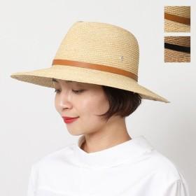 HELEN KAMINSKI ヘレンカミンスキー Hina ラフィア ハット ウェスタンフェドーラハット 帽子 UPF50+ カラー2色 レディース