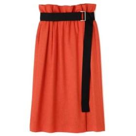 ADORE / アドーア トリアセカルゼベルト付きスカート