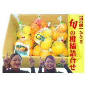 口コミ日本一の道の駅なんごう旬の柑橘詰め合わせ