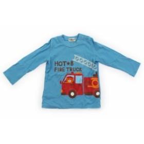 【ホットビスケッツ/HotBiscuits】Tシャツ・カットソー 90サイズ 男の子【USED子供服・ベビー服】(401944)
