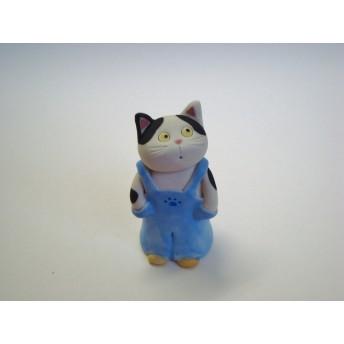 うちの猫-uchinoko「サロペット」を着た猫の弟・妹