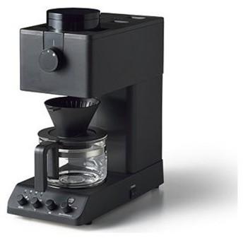 ツインバード工業 TWINBIRD CM-D457B 全自動コーヒーメーカー 3杯分 ブラック 新品 送料無料