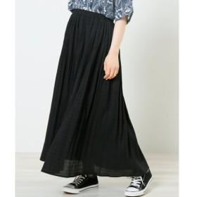 [マルイ]【セール】楊柳マジョリカプリーツスカート/レイカズン(RAY CASSIN)