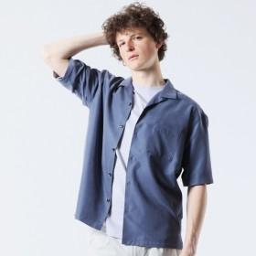 [マルイ]【セール】[WEB限定]Master frameビッグシルエットオープンカラーシャツ/メンズメルローズ(MEN'S MELROSE)
