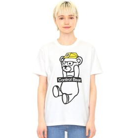 [マルイ] 【ユニセックス】コラボレーションARTシャツ/コントロールベア(AR三兄弟)/グラニフ(graniph)