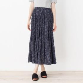 [マルイ]【セール】プリーツデザインスカート/グローブ(grove)