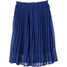 【5,000円以上お買物で送料無料】すきな丈シフォンプリーツスカート(ミディ)
