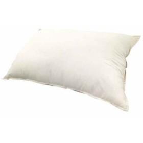 ウォッシャブル枕 43×63cm アイボリー[SZC-005](ホワイト)