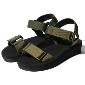Shoes in Closet シュークロ シンプルスポーツサンダル