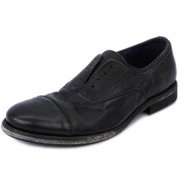 リプレイ 革靴 VY6004 V0001L メンズ ダービーシューズ 003 BLACK ブラック 42-44