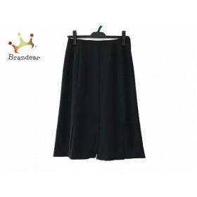 アクリス AKRIS スカート サイズ6 M レディース 美品 黒 新着 20190903