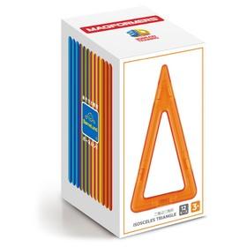 ボーネルンドマグ・フォーマー 二等辺三角形 12ピースマグフオ-マ-ニトウヘンサンカクケイ12PS
