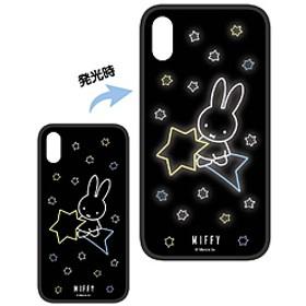 ミッフィー iFlash iPhoneXR対応ケース 星空 MF53B