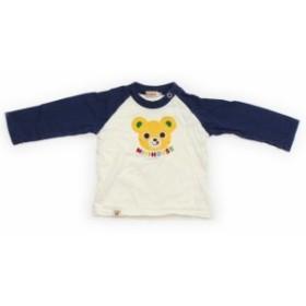 【ミキハウス/mikiHOUSE】Tシャツ・カットソー 80サイズ 男の子【USED子供服・ベビー服】(402260)