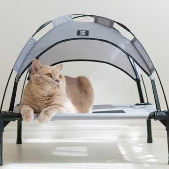 ペットテント 犬猫兼用 幅62×奥行47.5×高さ57cm