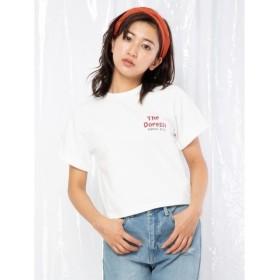 [マルイ]【セール】【WEB限定】AilandlimitedショートロゴTシャツ/セシルマクビー(CECIL McBEE)