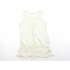 【コムサイズム/COMMECAISM】チュニック 120サイズ 女の子【USED子供服・ベビー服】(401875)
