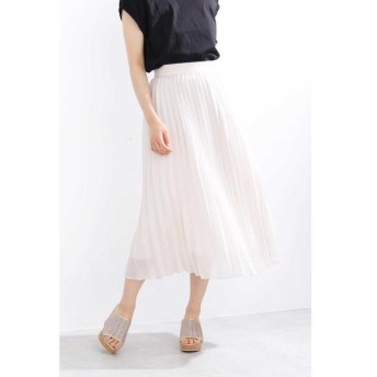 PROPORTION BODY DRESSING / プロポーションボディドレッシング  プリーツロングスカート