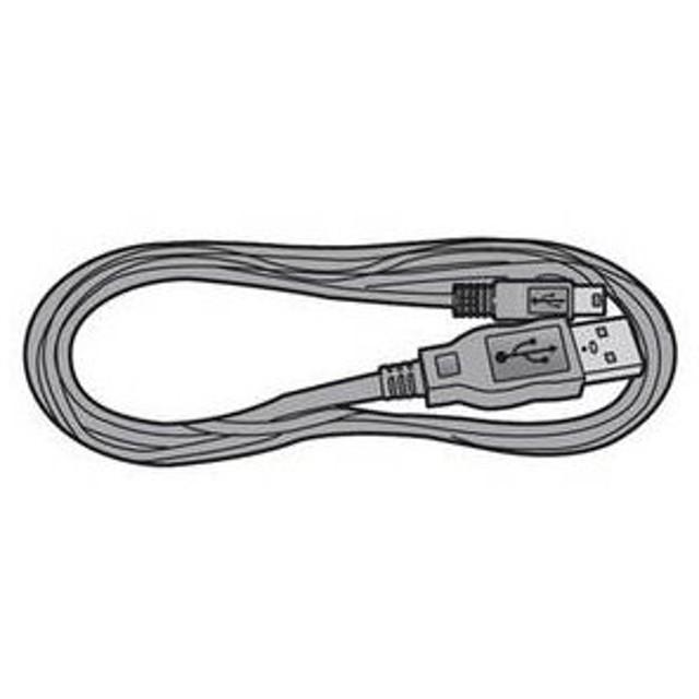 Panasonic/パナソニック  USB接続ケーブル K1HY04YY0058