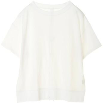 【6,000円(税込)以上のお買物で全国送料無料。】前後ファスナー付半袖プルオーバー