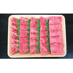 A5等級 飛騨牛モモ又はカタ肉 焼肉用 約800g(約400g×2P)
