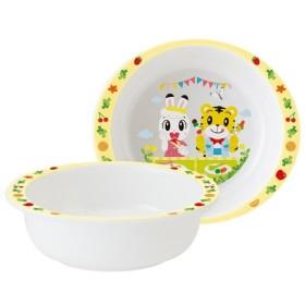 ボウル 13cm メラミン製 しまじろうピクニック しまじろう 食器 キャラクター 食器 ( 食洗機対応 小鉢 うつわ 器 割れにくい )