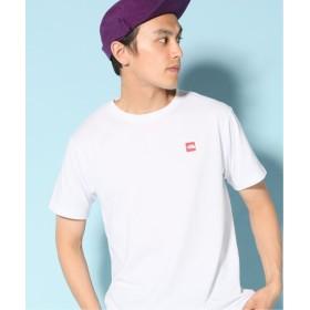ジャーナルスタンダード THE NORTH FACE/ザ ノース フェイス : Small Logo Tシャツ メンズ ホワイト M 【JOURNAL STANDARD】
