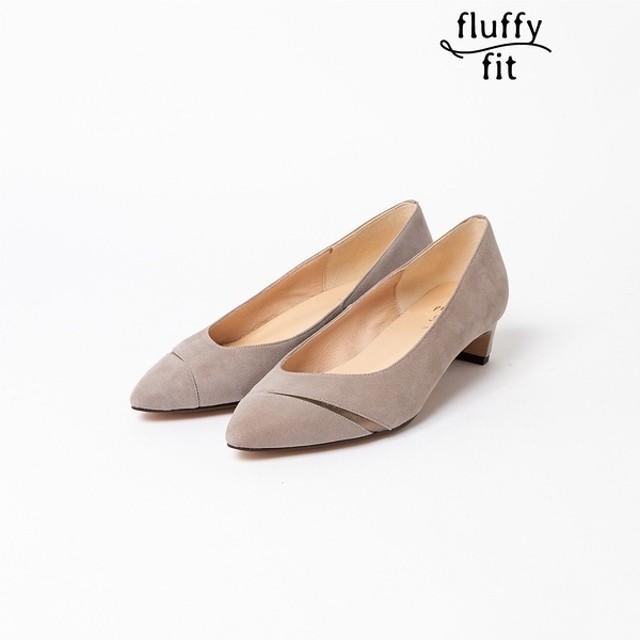 [マルイ] fluffy fit アシンメトリーパンプス/ピシェ アバハウス(Piche Abahouse)