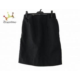 マルニ スカート サイズ40 M レディース 美品 ダークグレー  表地ウール 裏地ナイロン   スペシャル特価 20190825