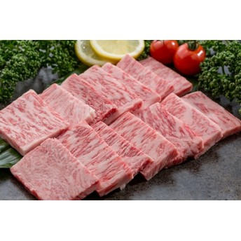 佐賀牛カルビ焼肉と佐賀産和牛すき焼き用
