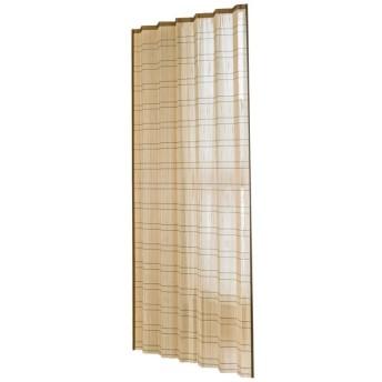 【代引不可】竹すだれカーテン 100×170cm 1枚 TC1507 竹製カーテン おしゃれ かわいい