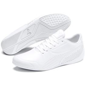 【プーマ公式通販】 プーマ フェラーリ ドリフトキャット 7 ウルトラ LS メンズ Puma White-Puma White  PUMA.com