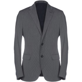 《セール開催中》CC COLLECTION CORNELIANI メンズ テーラードジャケット ブルー 52 コットン 98% / ポリウレタン 2%