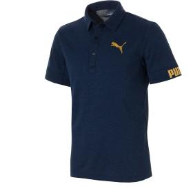 【プーマ公式通販】 プーマ ゴルフ PUMA SS ポロシャツ メンズ Puma Black |PUMA.com