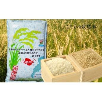 こだわり栽培米「元気の気 ミルキークイーン」 白米 5kg