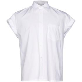 《期間限定セール開催中!》GOLDEN GOOSE DELUXE BRAND レディース シャツ ホワイト M コットン 100%