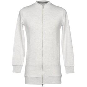 《送料無料》RVLT/REVOLUTION メンズ スウェットシャツ ライトグレー S コットン 65% / ポリエステル 35%