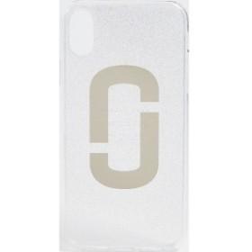 (取寄)マークジェイコブス アイフォン XR ケース Marc Jacobs iPhone XR Case SilverMulti