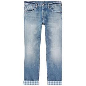 《期間限定 セール開催中》FABRIC-BRAND & CO. メンズ ジーンズ ブルー 28 コットン 100%