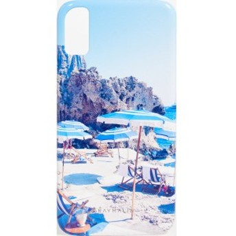 (取寄)グレーマリン ザ カプリ アイフォン ケース Gray Malin The Capri iPhone Case Multi