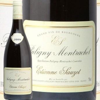 ピュリニー モンラッシェ 2009 エティエンヌ ソゼ Puligny Montrachet Etienne Sauzet 白ワイン ブルゴーニュ シャルドネ フィラディス