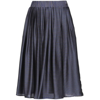 《セール開催中》ANONYME DESIGNERS レディース 7分丈スカート ダークブルー 40 ポリエステル 100%